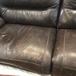 Espresso Vinyl & Leather Finish photo review