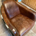 Cherrywood Vinyl & Leather Finish photo review
