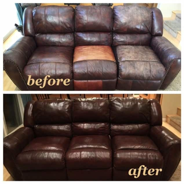 leather-couch-color-repair-mahogany
