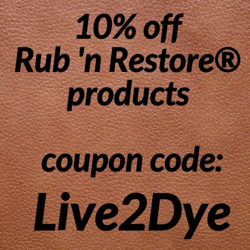10% off Coupon for Rub 'n Restore