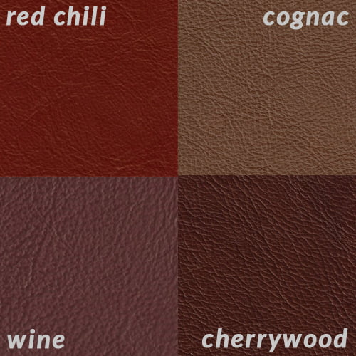 Infographic of Cognac compared to red colors